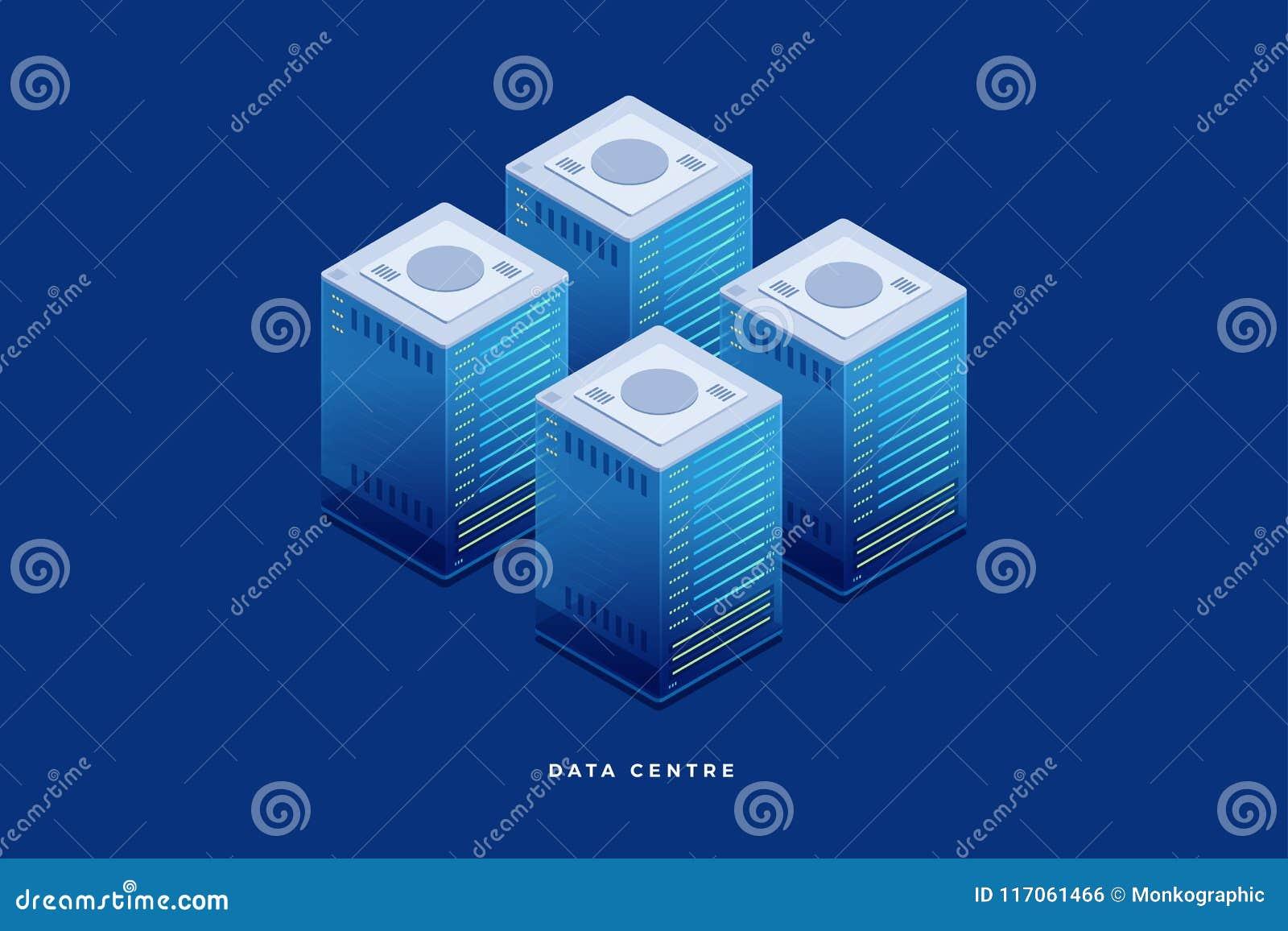 Internet-de materiaalindustrie hosting De technologie van de gegevenstransmissie
