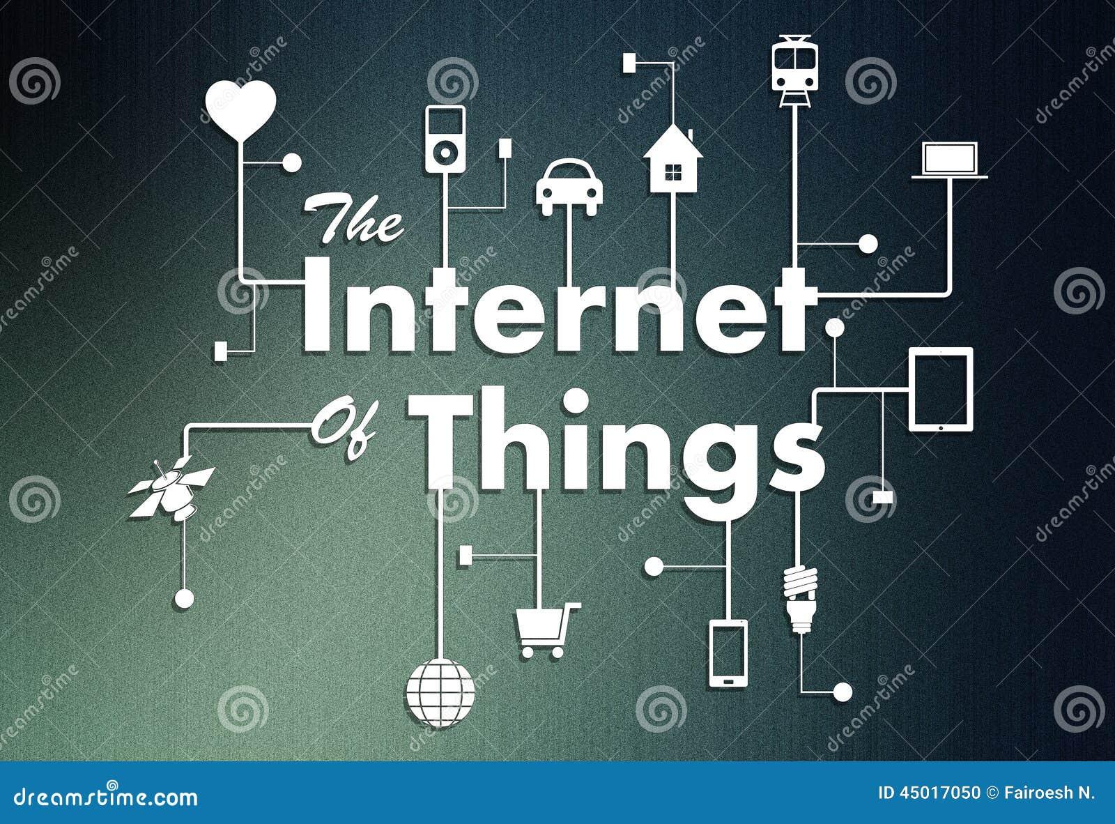 Internet do conceito overything