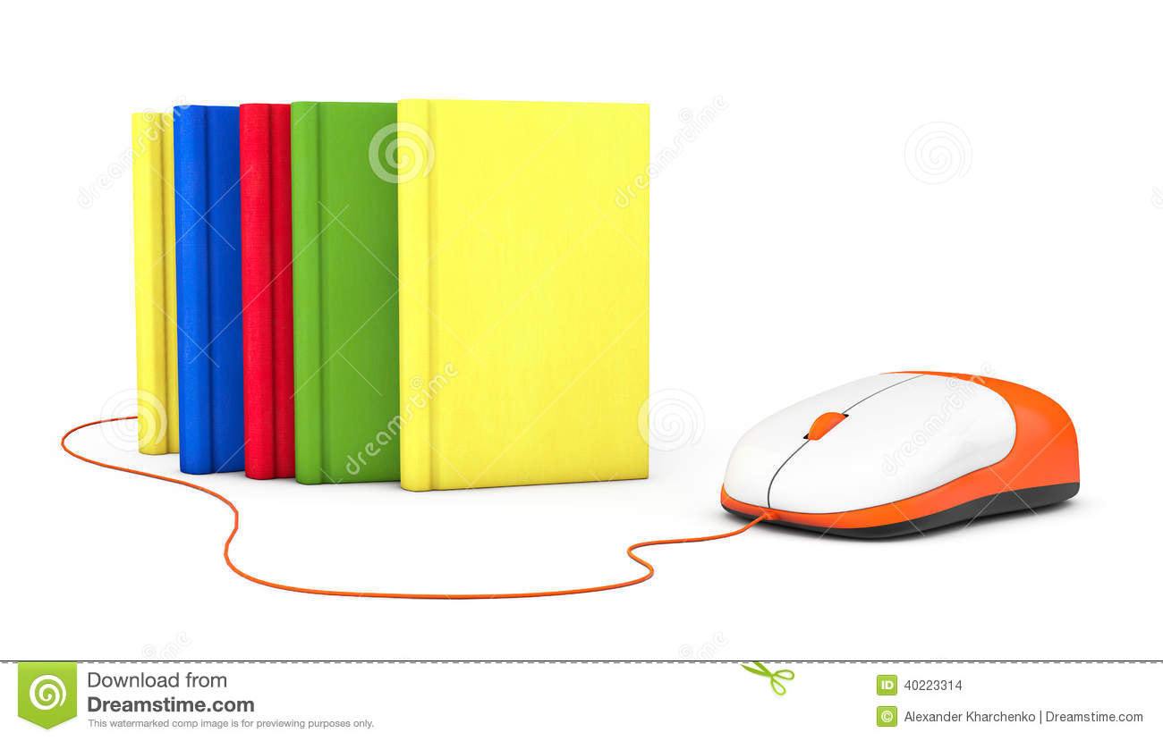 Books and the internet
