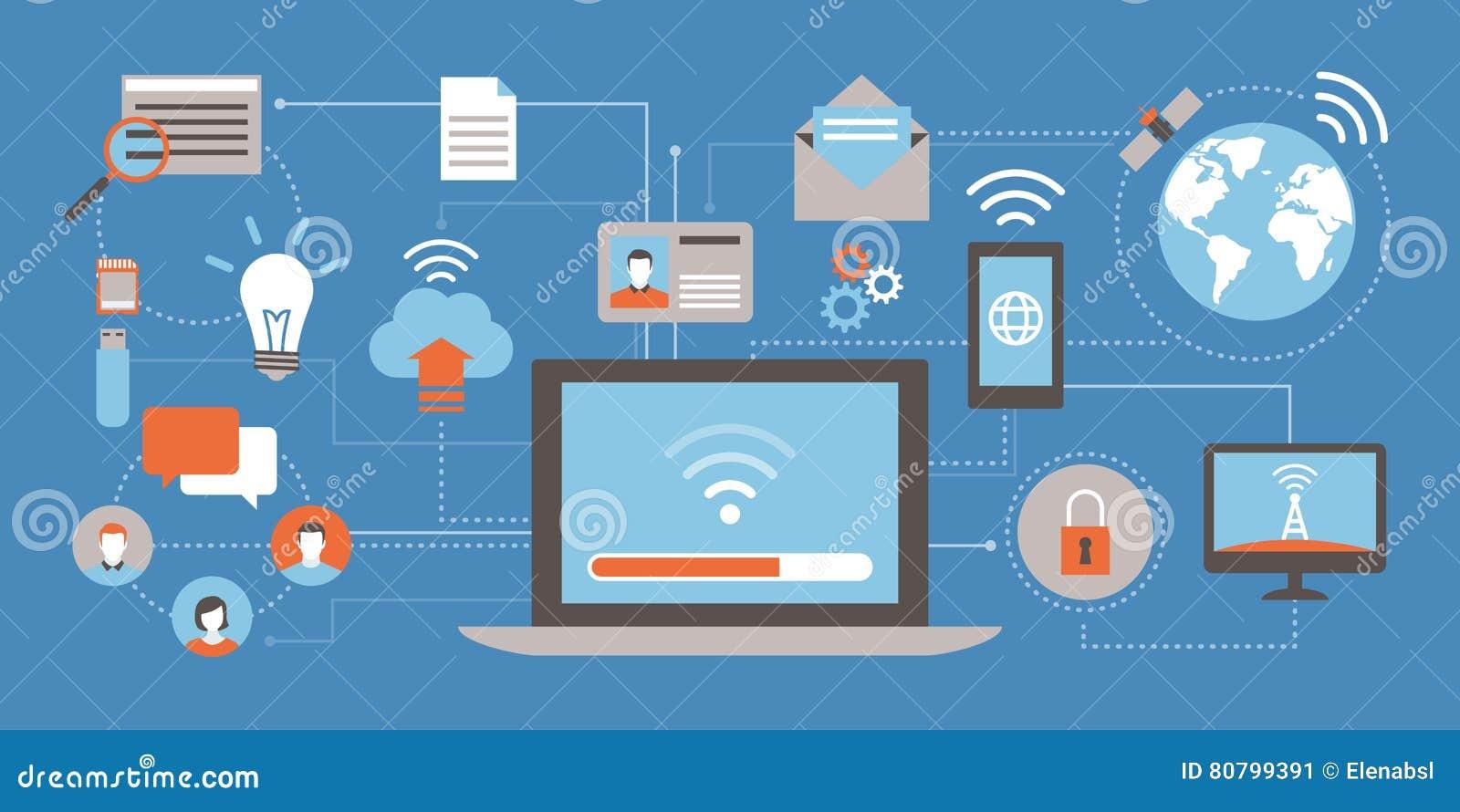 Internet en netwerken