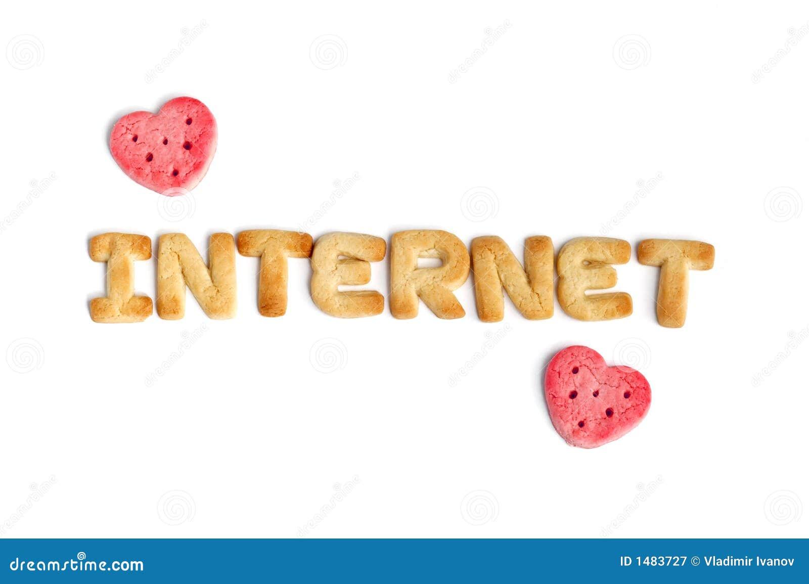 Internet en twee harten