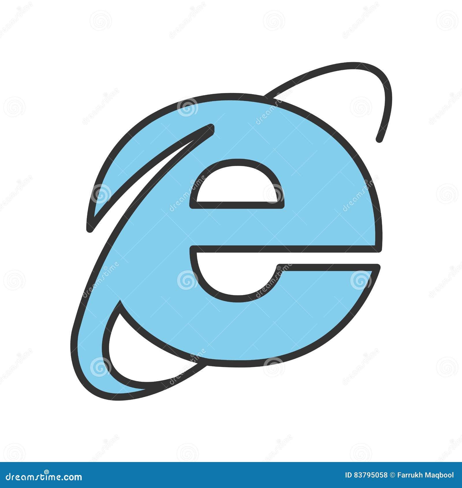 Internet Explorer Editorial Stock Photo Illustration Of Internet 83795058