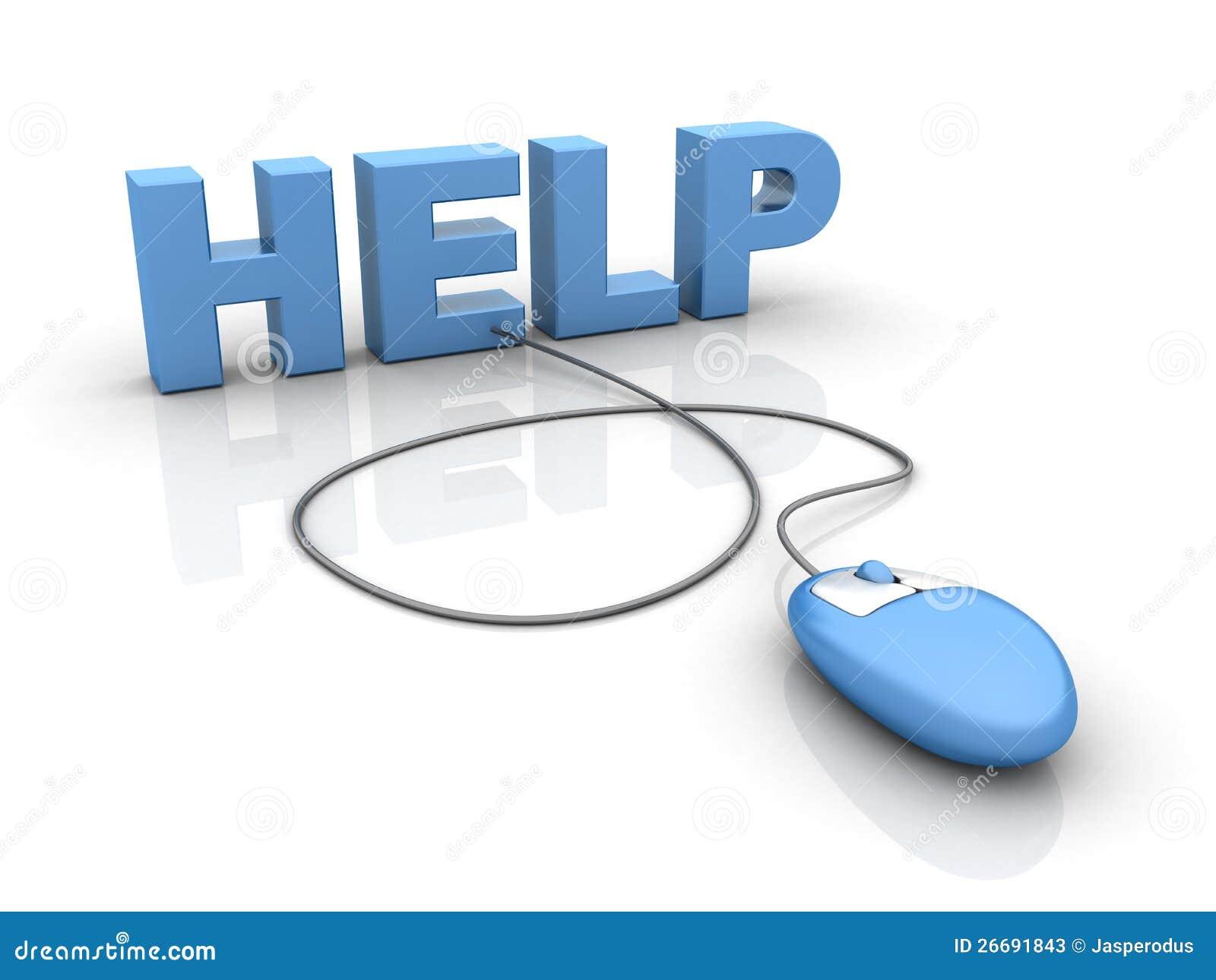 Internet Help stock illustration. Illustration of education - 26691843