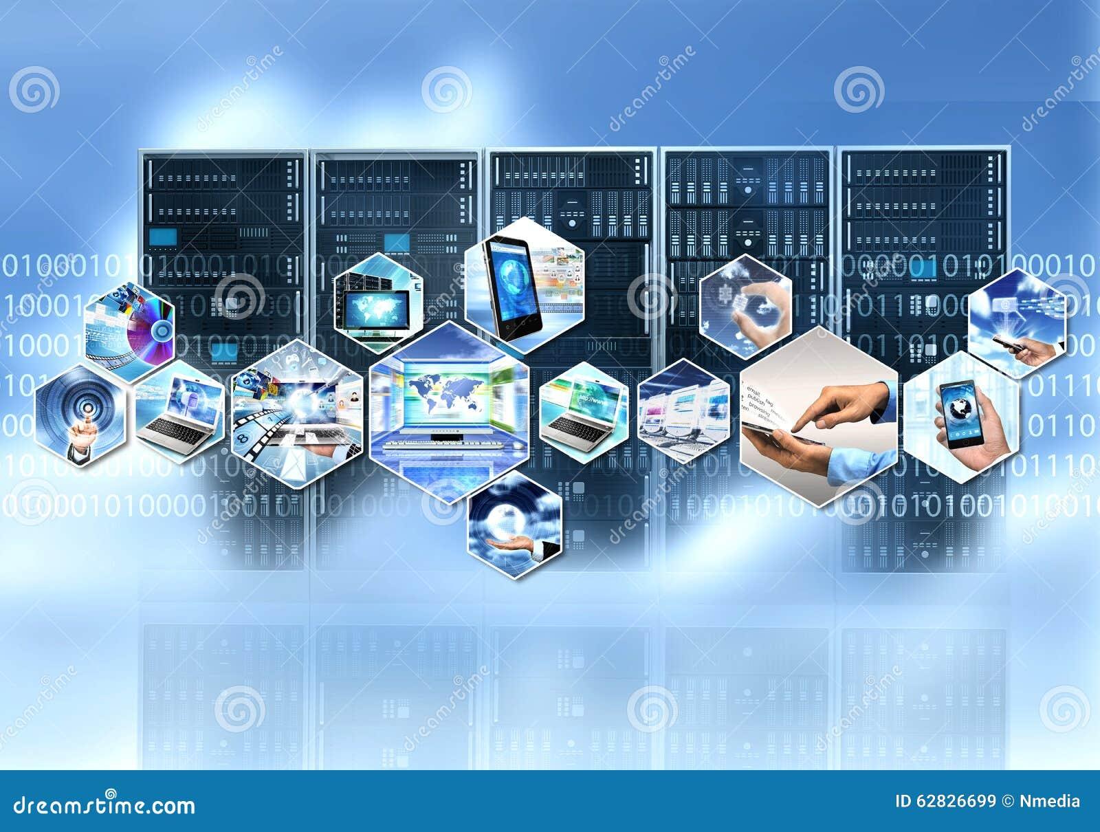 Internet i informacja technolgy