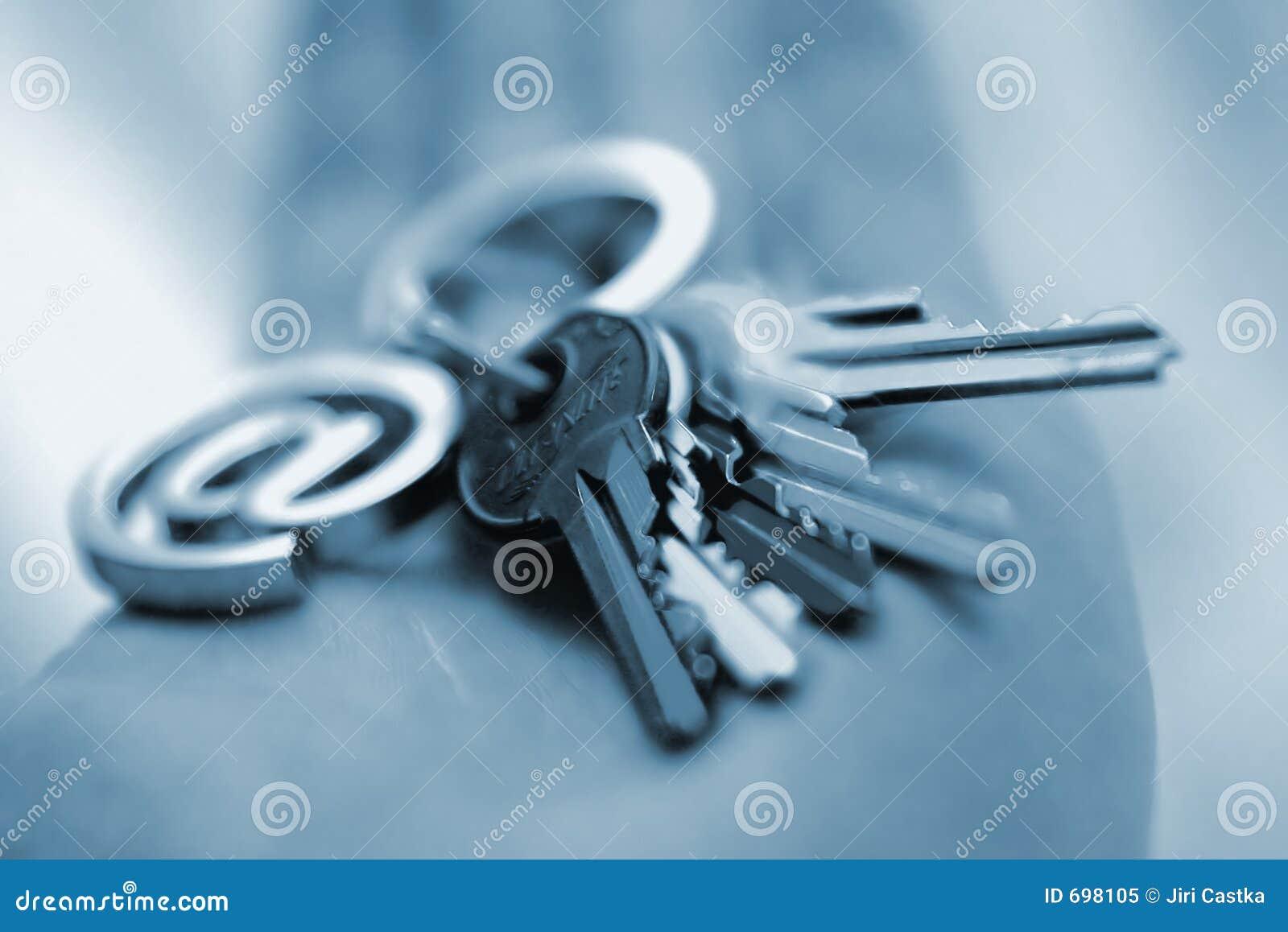 Internet keys