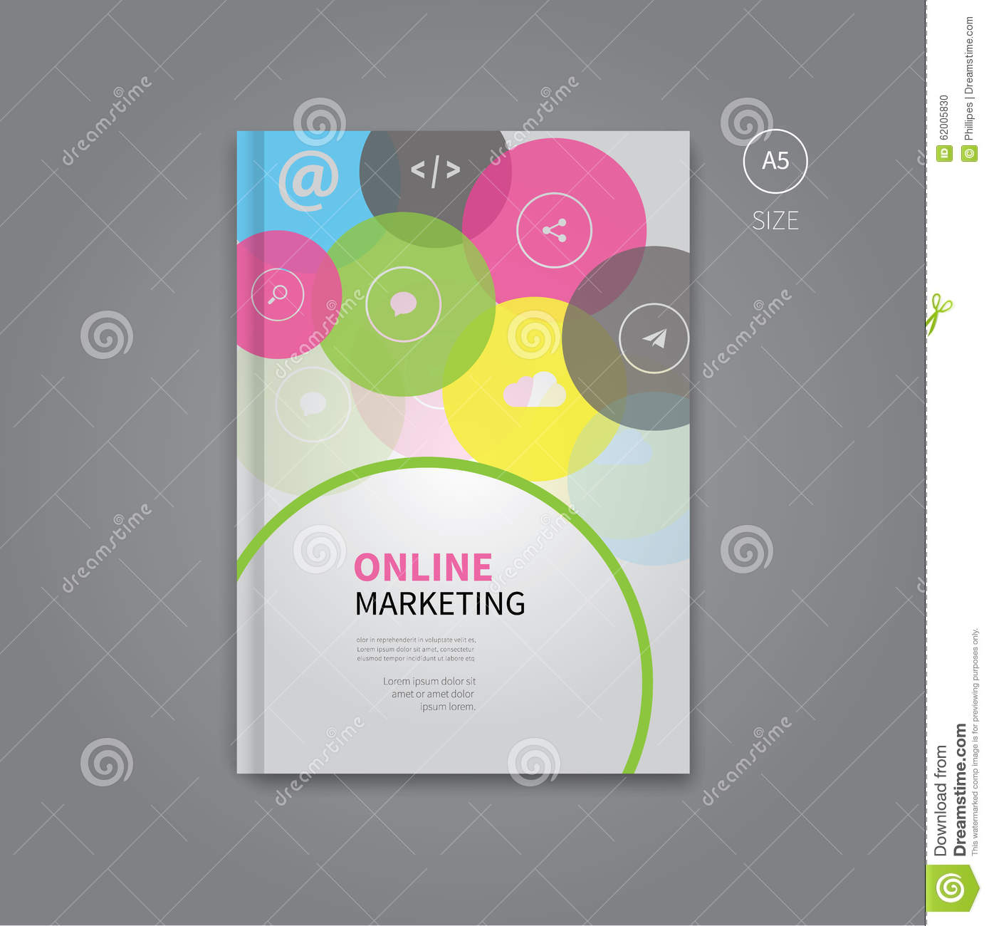 Design book covers online - Book Corporate Cover Design