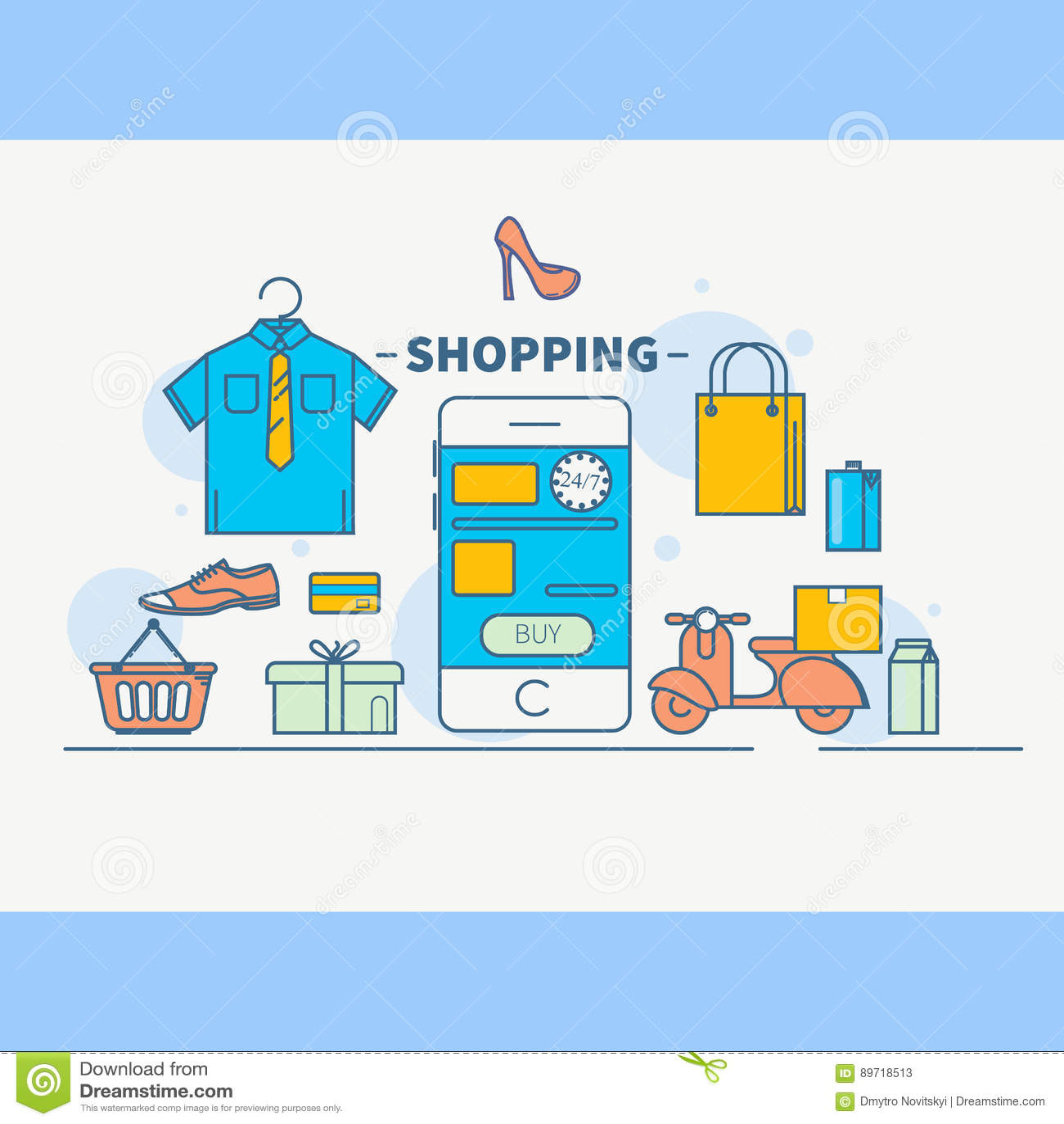 Shopping network online