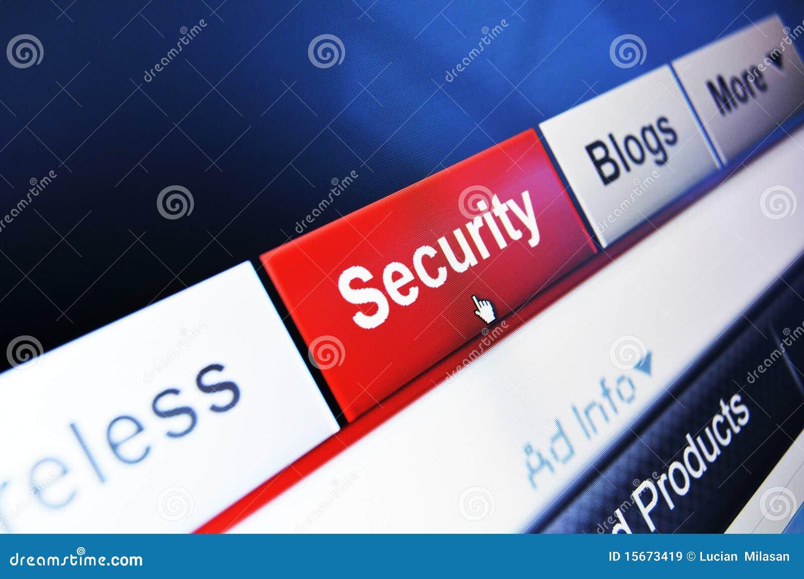Internet ochrona