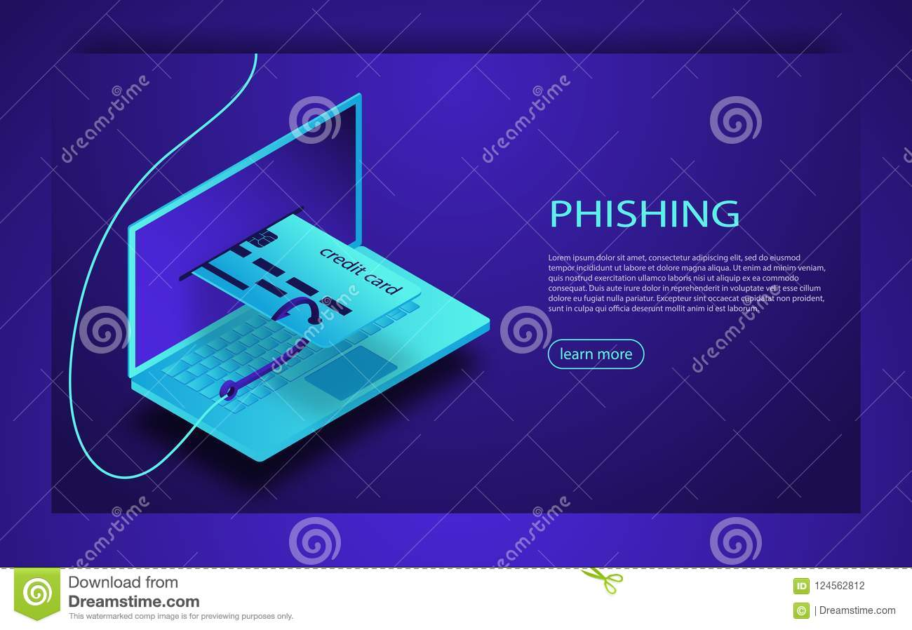 Internet Phishing Hacked Login And Password Hacking Credit Card Or