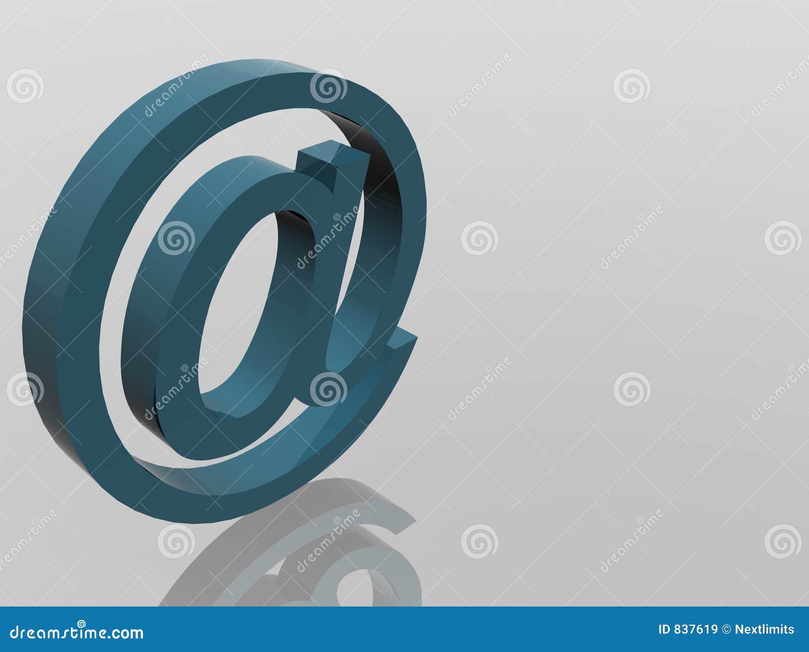Internet poczty znak