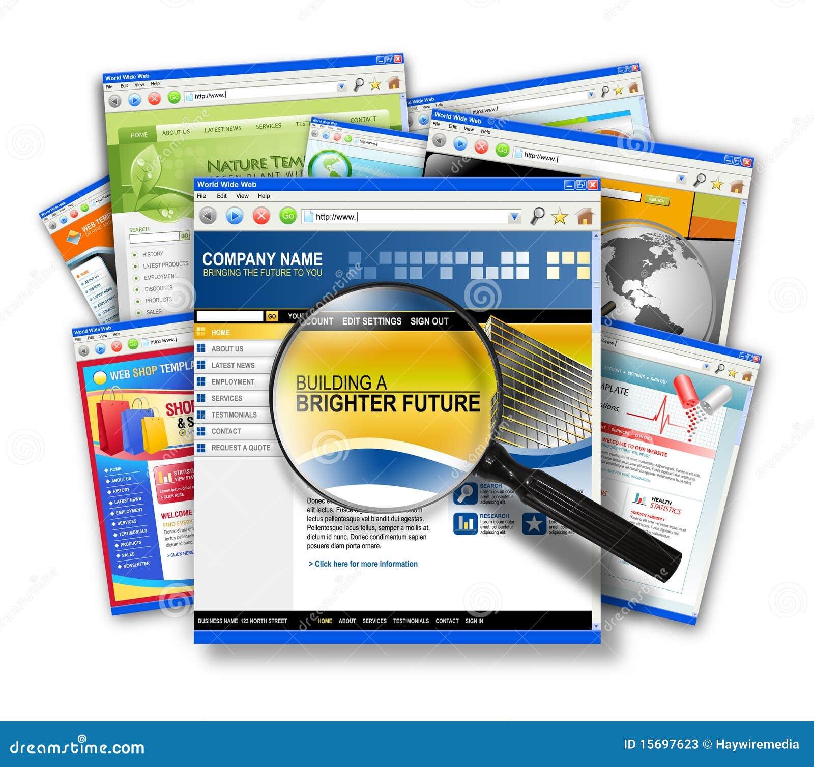 Internet-site-Recherche-Collage