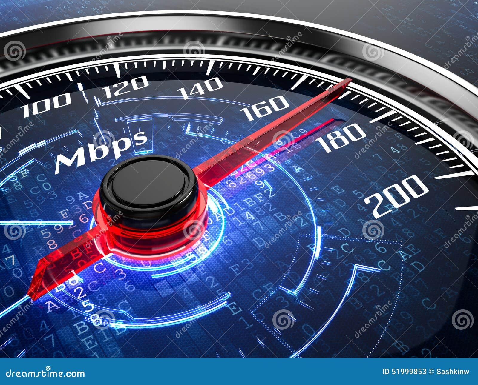 Скорость интернета меньше чем должна быть