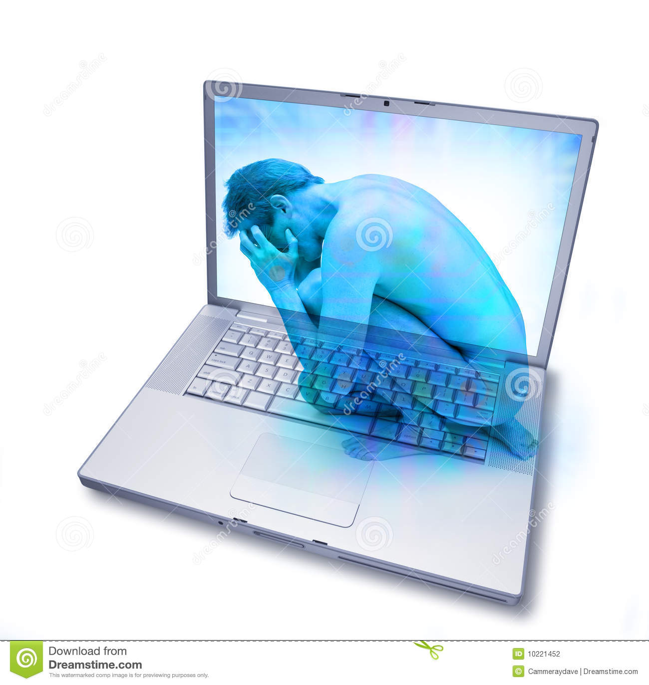What is computer addiction