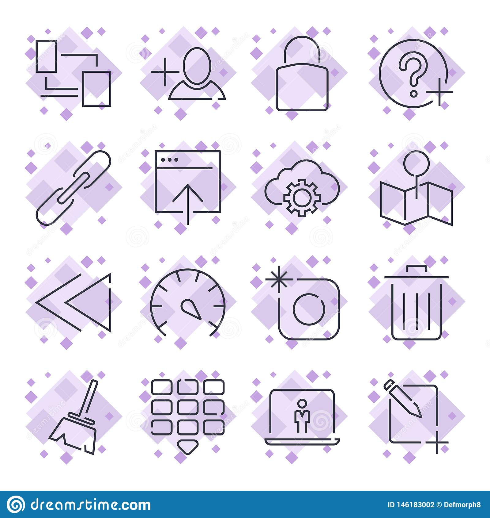 Internet And IT Internet Technology   Universal Icons For Web