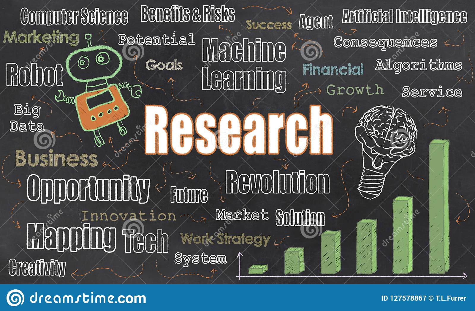 Internet Tools, Research And Opportuniities With Tech Words