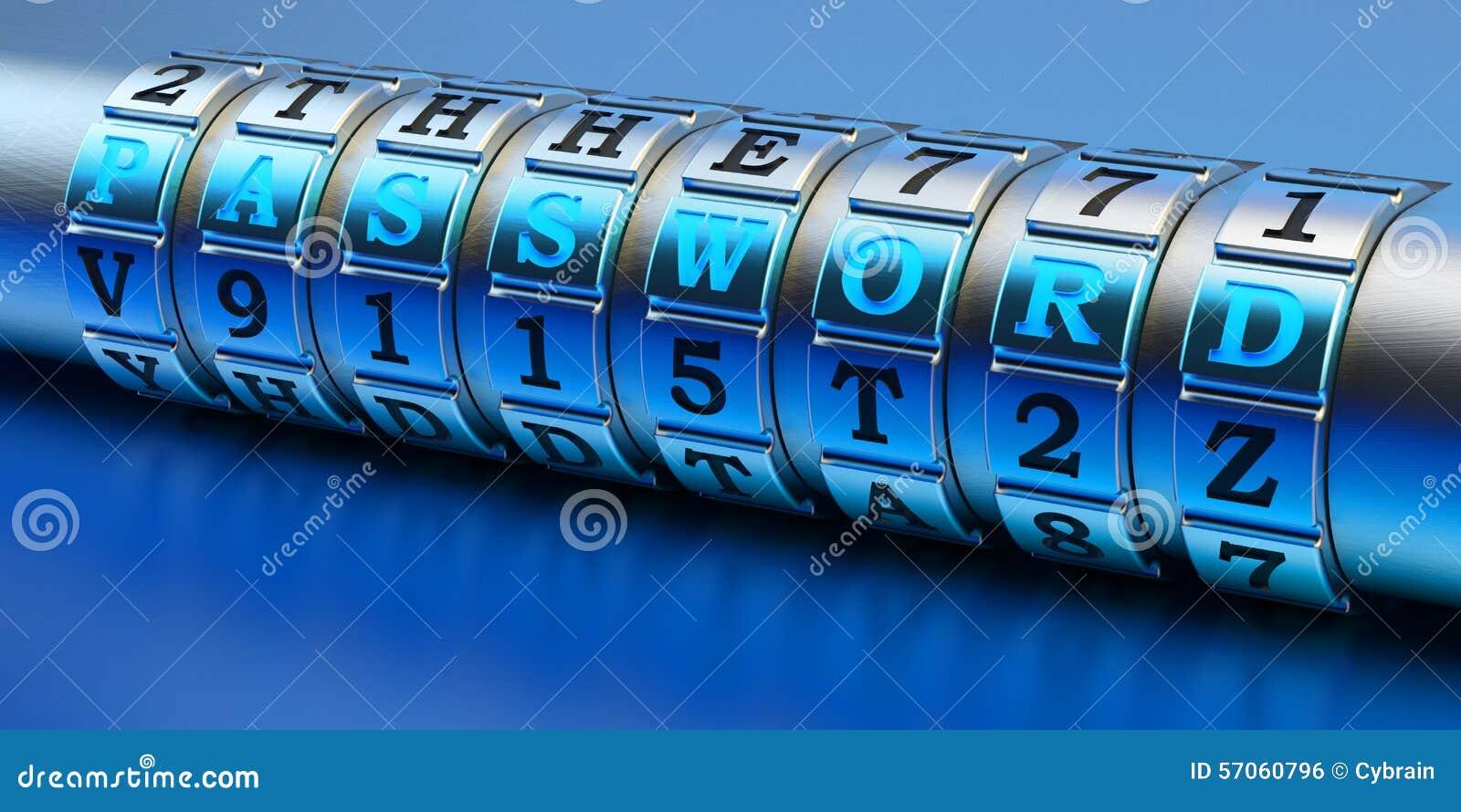Internet-veiligheidstoegang en het concept van de netwerkgegevensbescherming