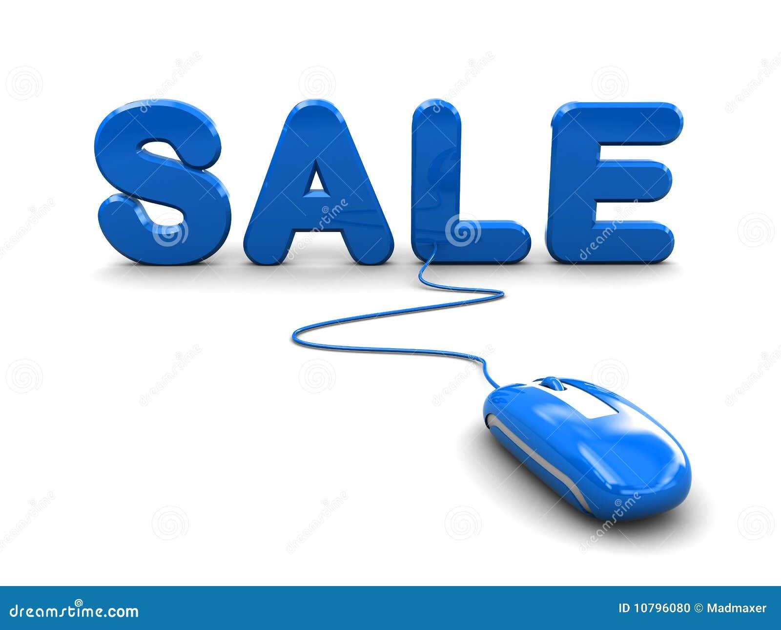 Internet Verkauf Stock Abbildung Illustration Von Kauf