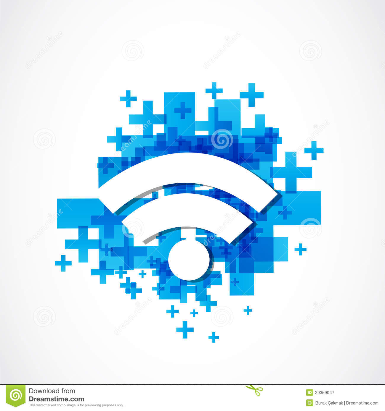 Internet Wifi Royalty Free Stock Photography Image 29359047