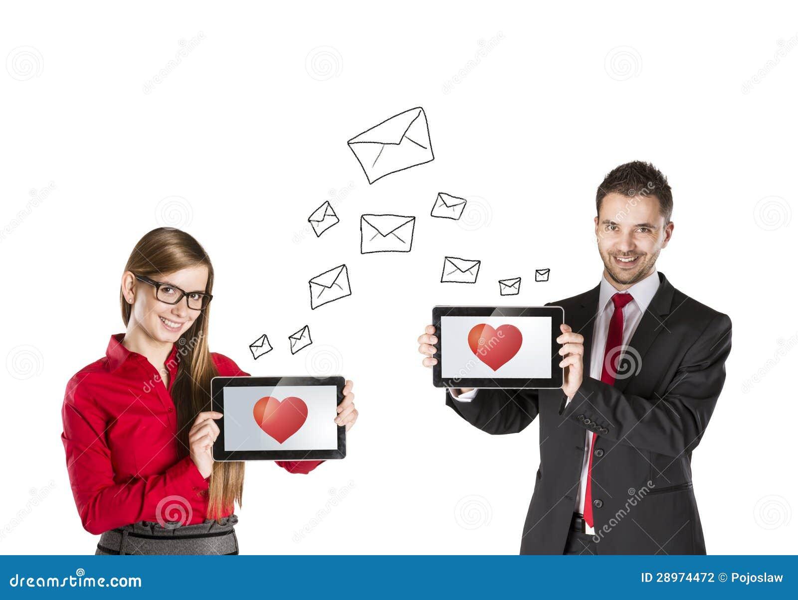 Internetowa miłość