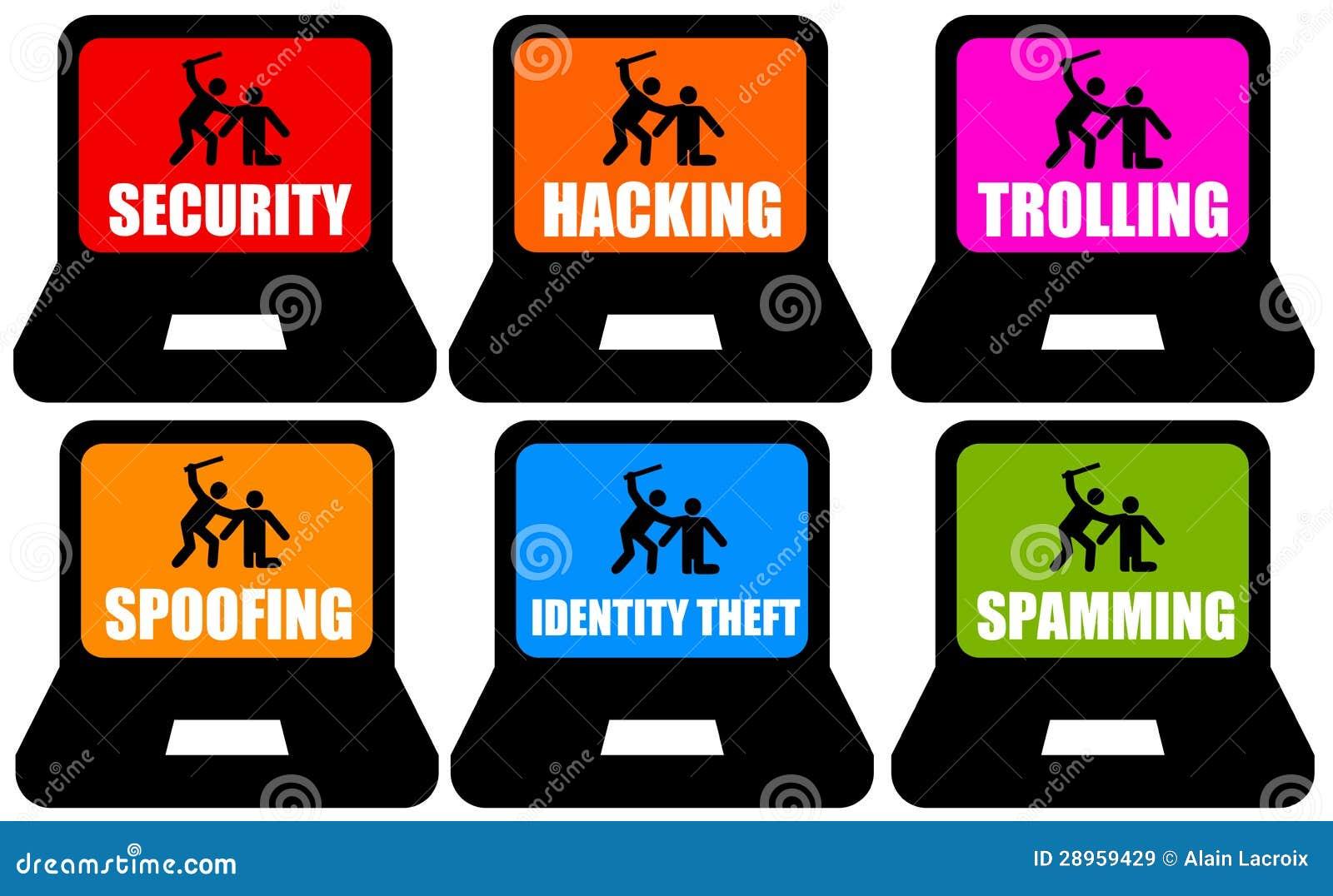 Internetowi niebezpieczeństwa