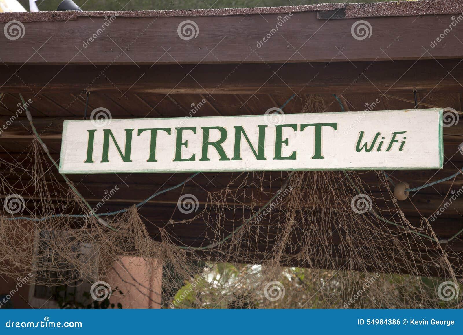 InternetWifi tecken