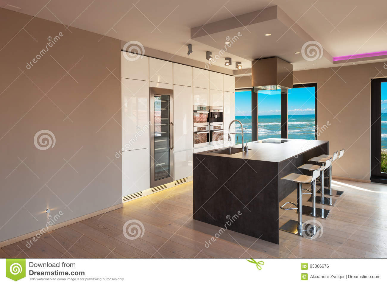 Interni Moderni Cucine : Case moderne interni cucine awesome case moderne interni idee e