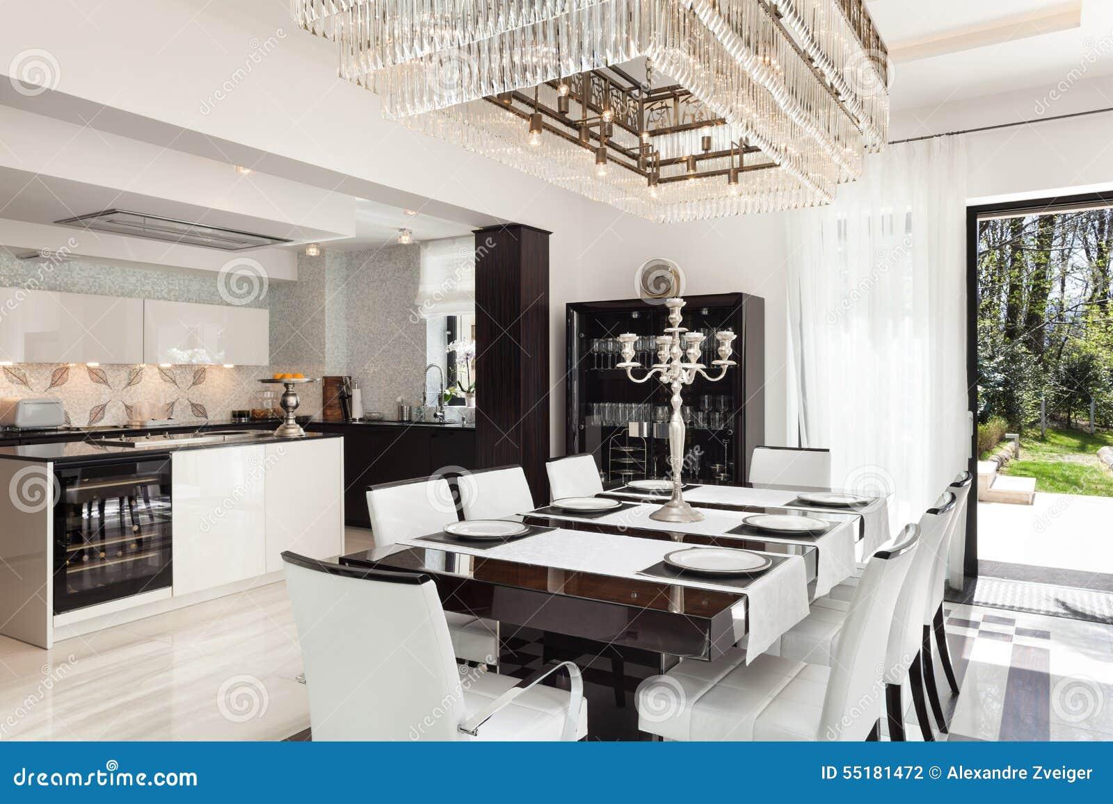 Awesome Sale Da Pranzo Di Lusso Contemporary - Modern Home Design ...