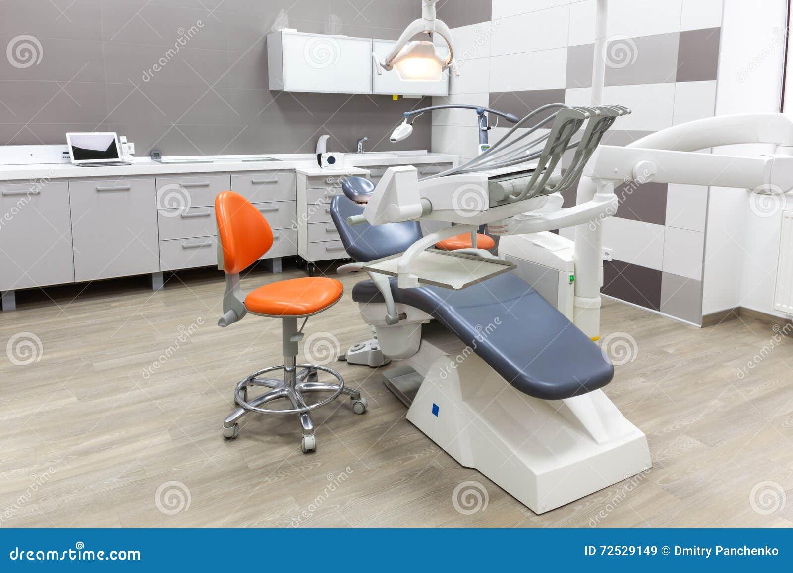 Interno dell 39 ufficio dentario moderno immagine stock for Interno moderno