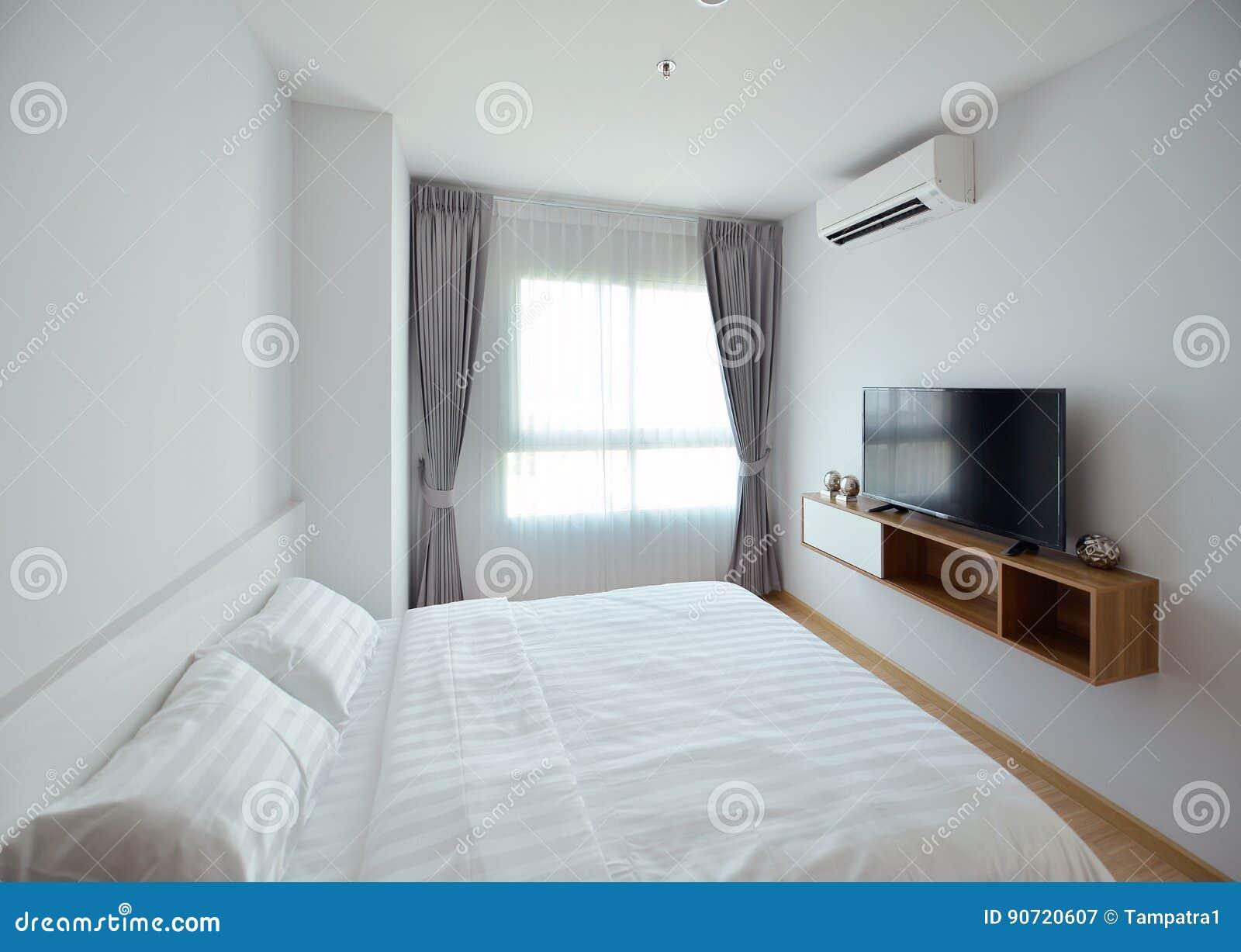 Decorazioni Camere Da Letto Moderne : Interno della camera da letto e decorazione moderni di lusso