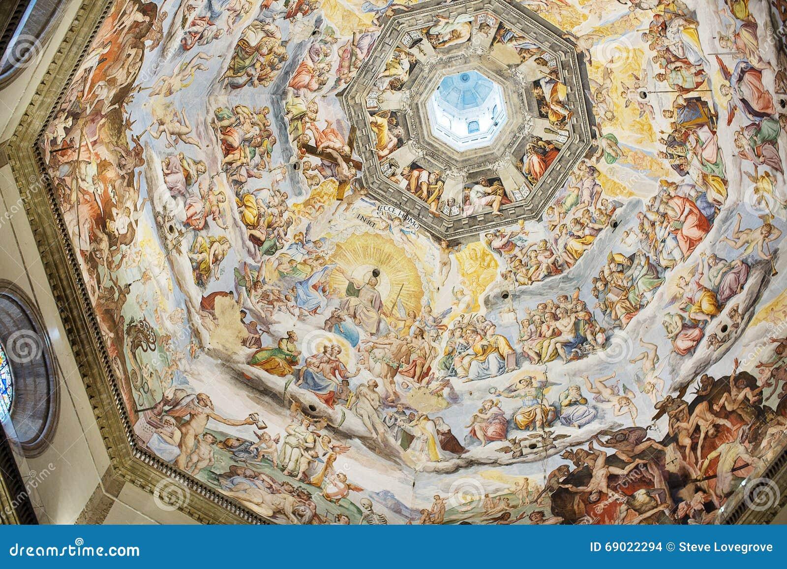 Interno della cappella Firenze di Medici