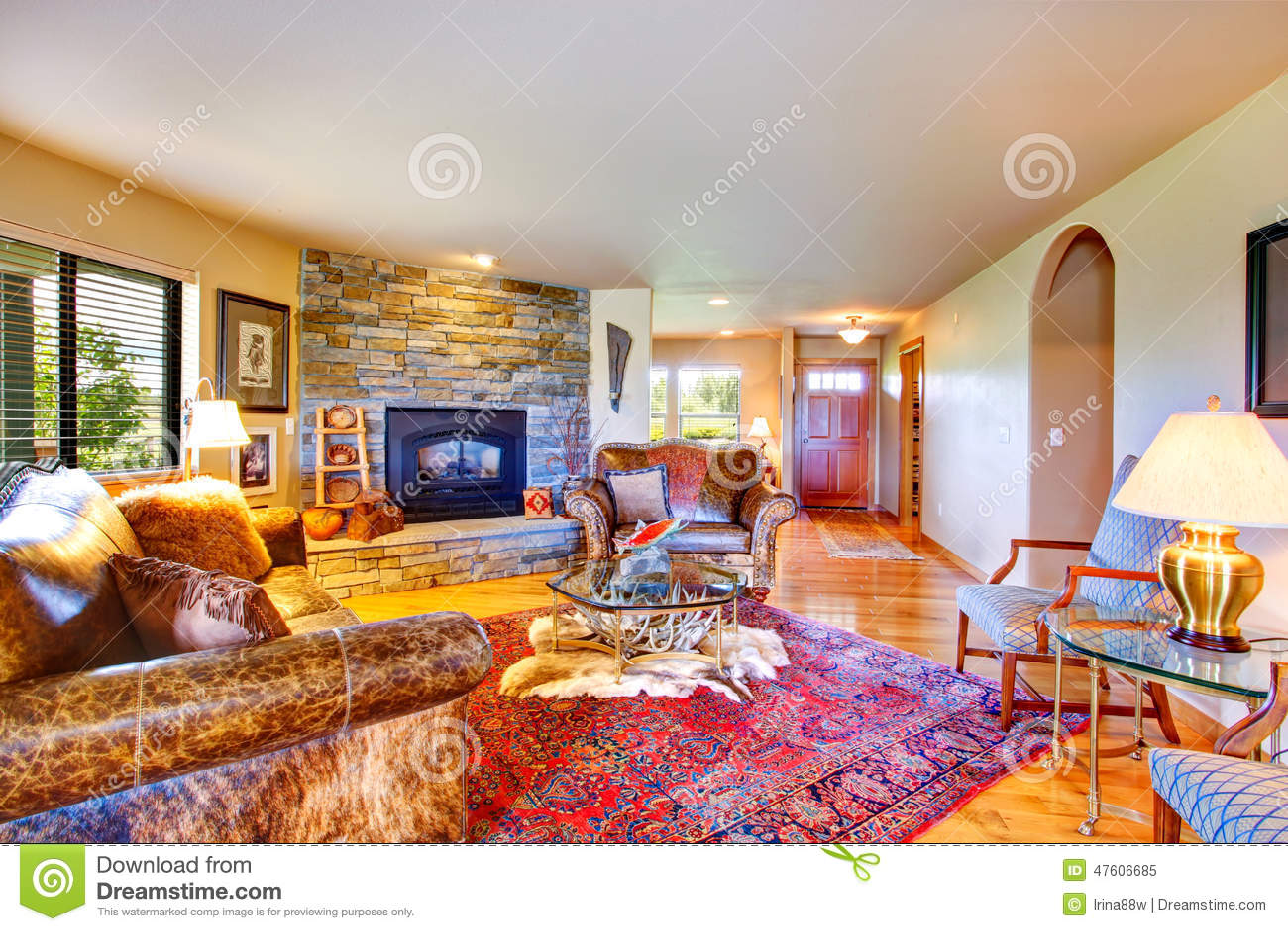 Arredamento Di Una Casa Di Campagna : Idee arredamento casa montagna atmosfera da chalet in una casa