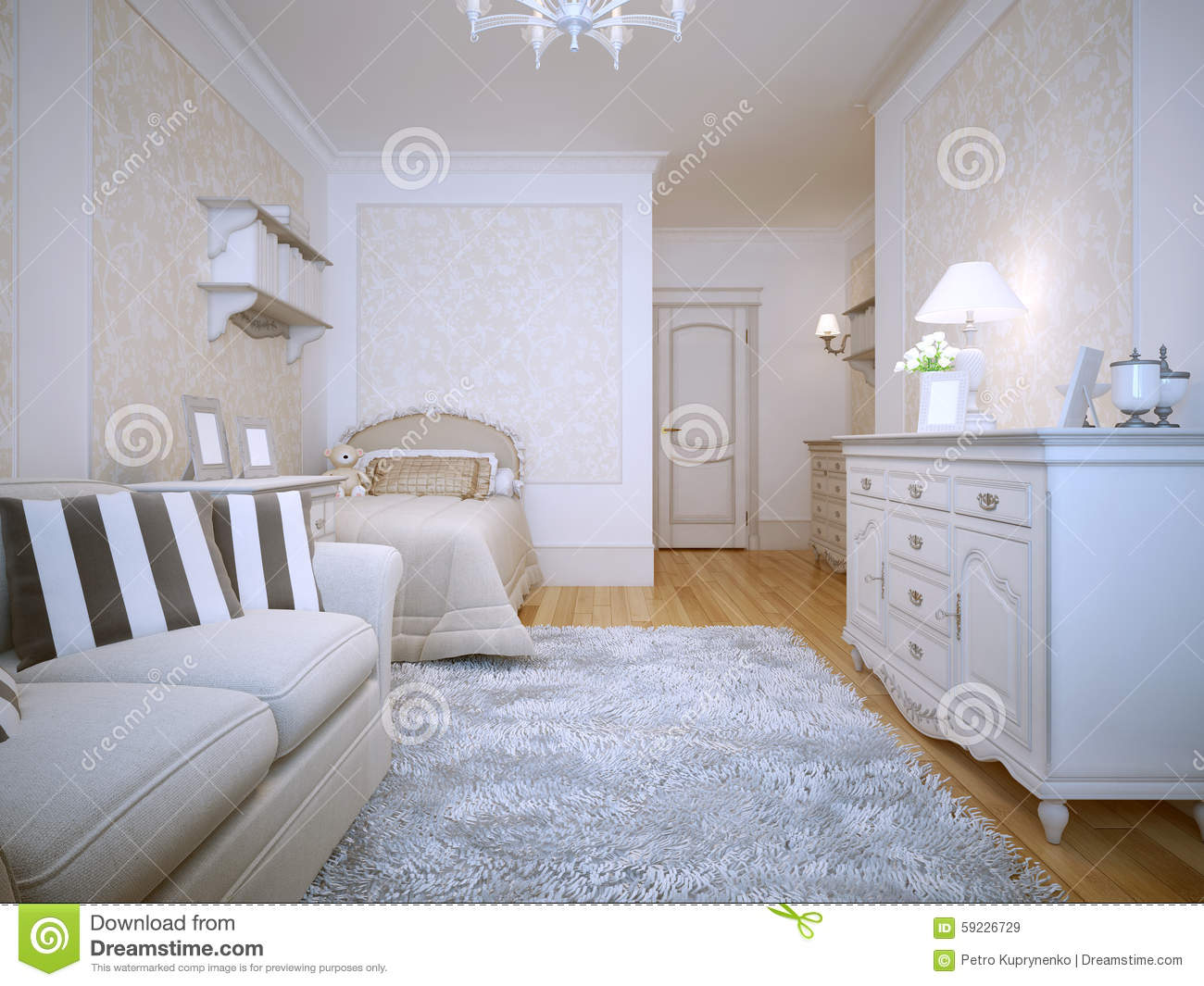 Camere Da Letto Stile Provenzale Foto. Beautiful With Camere Da ...