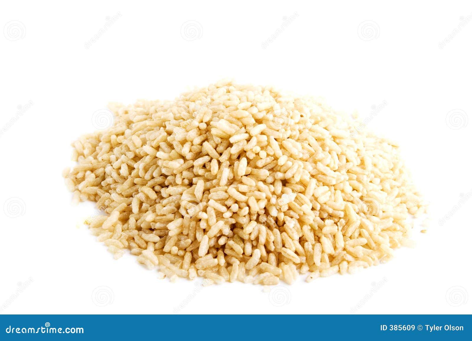 Intero riso di istante del granulo