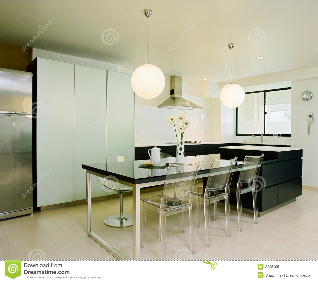 Kitchen Design Images Free: Kitchen Royalty Free Stock Photo