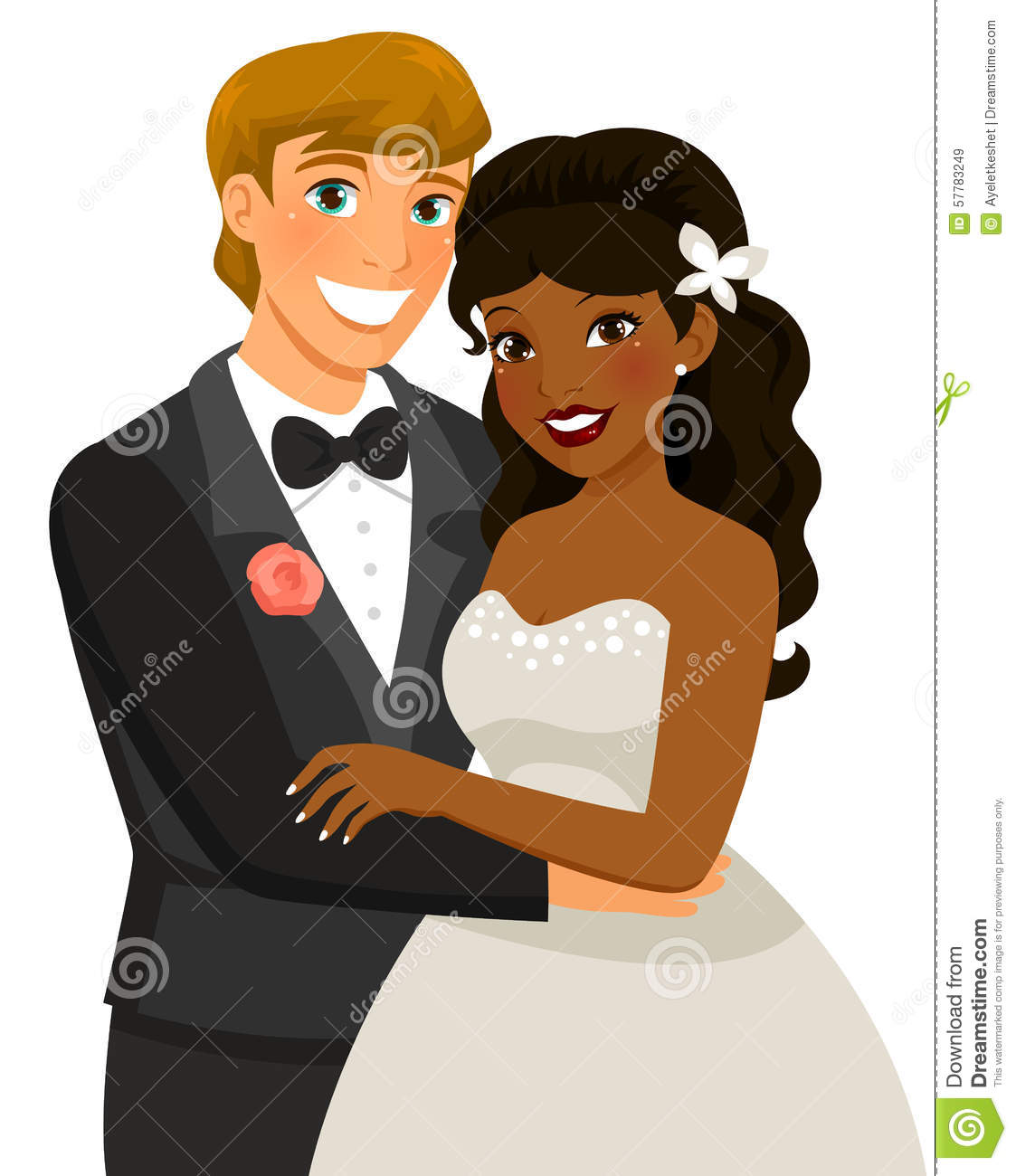 all about interracial marriage