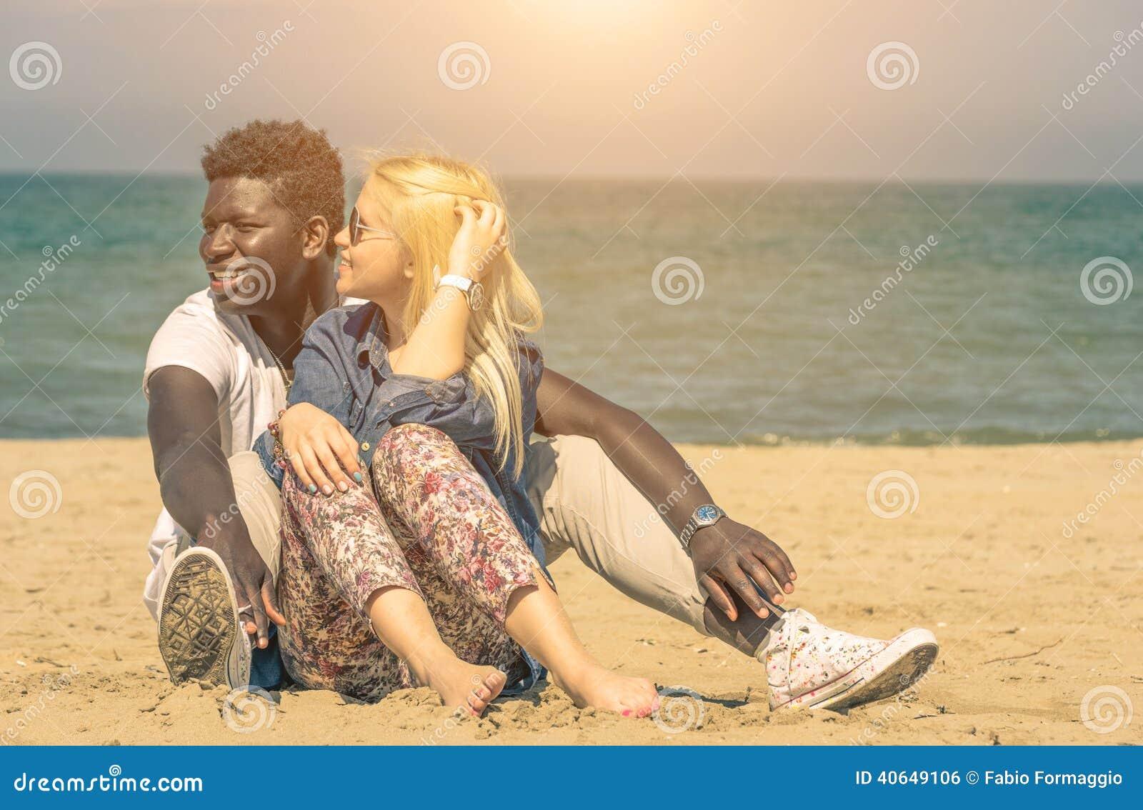 Interracial dating kaart