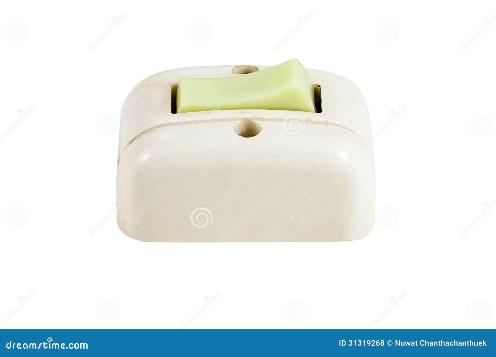 Interruptor de alimentação isolado
