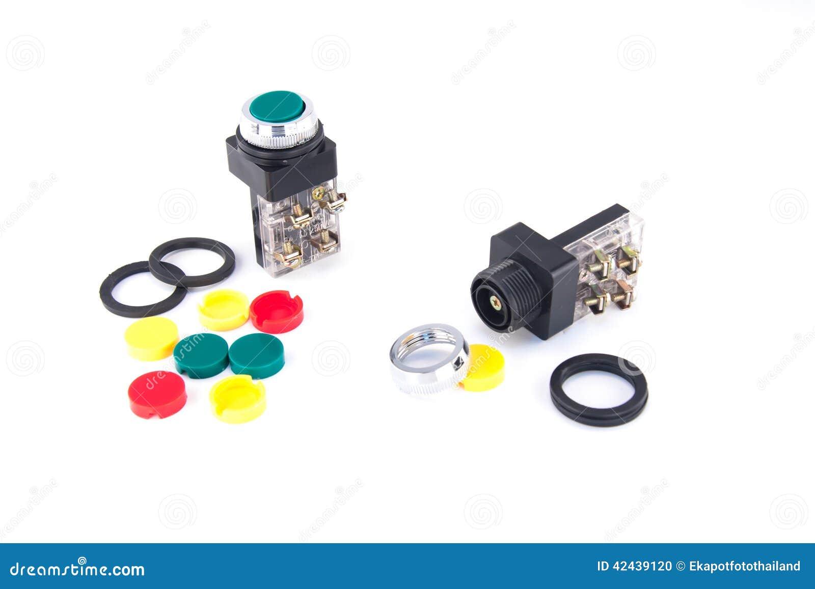 Interruptor de la luz experimental