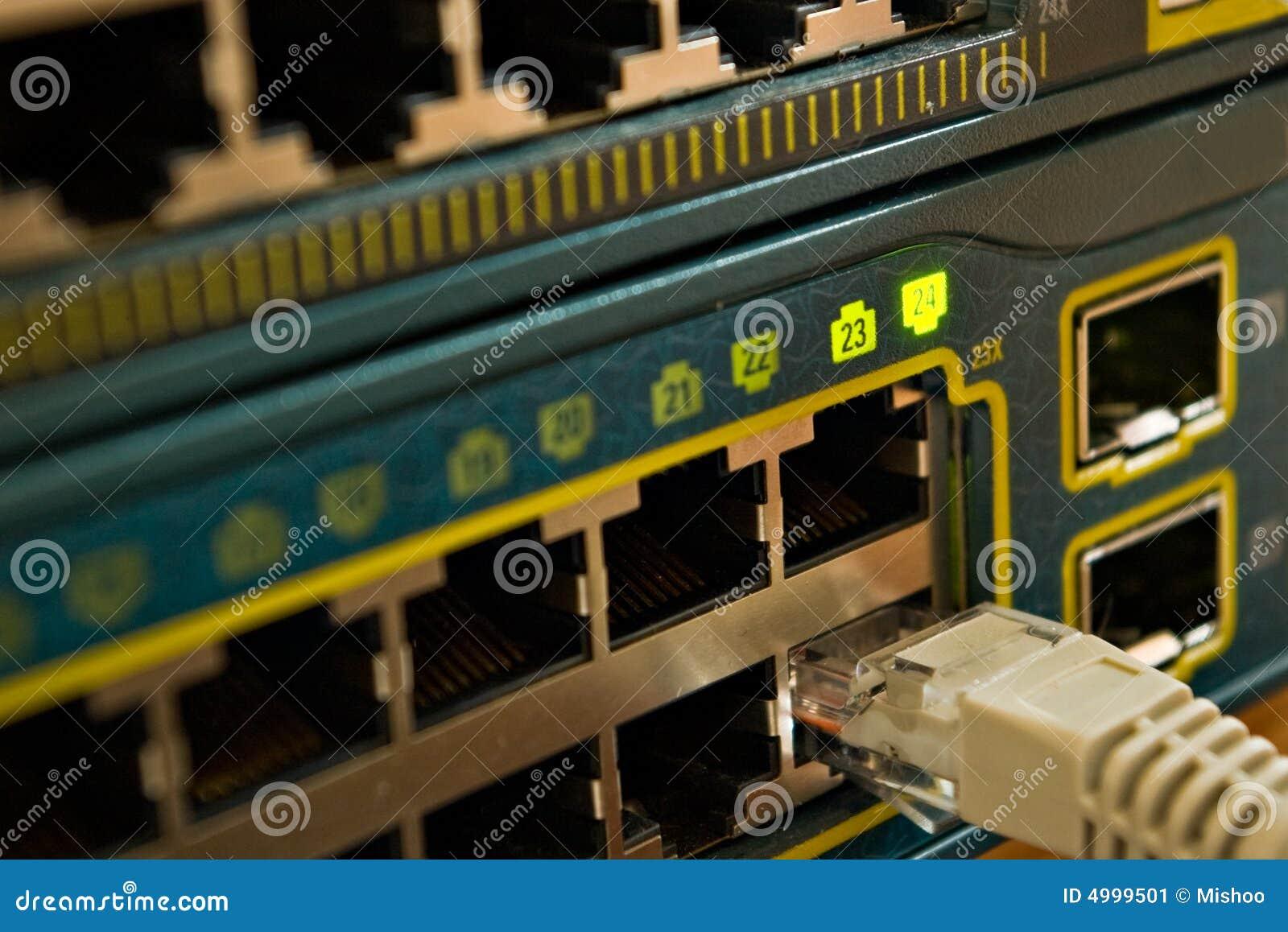 Interruptor de rede