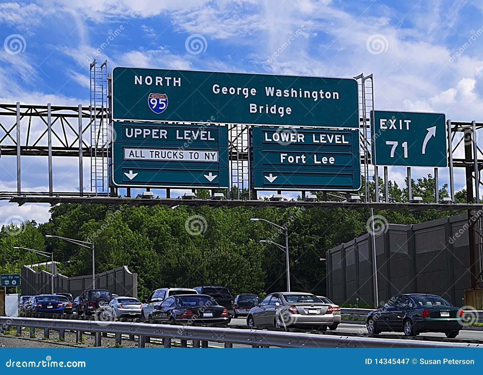 Interstate trafik