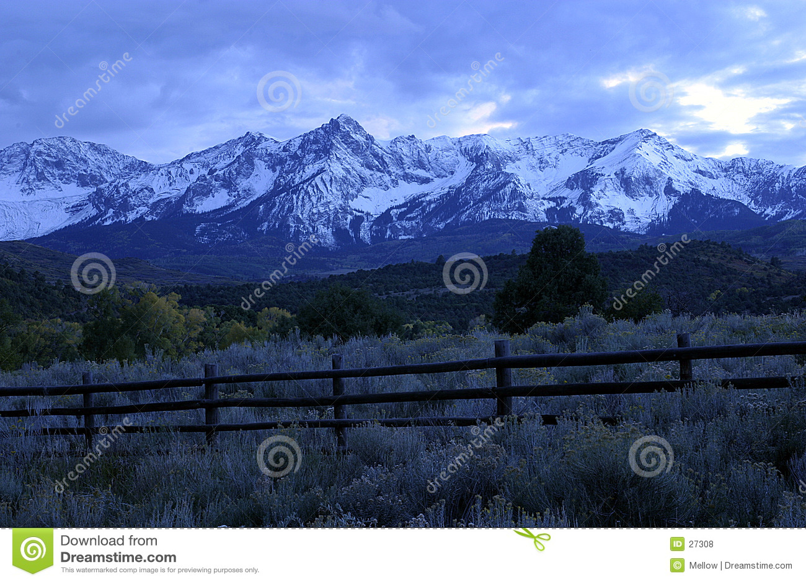 Intervallo di montagna