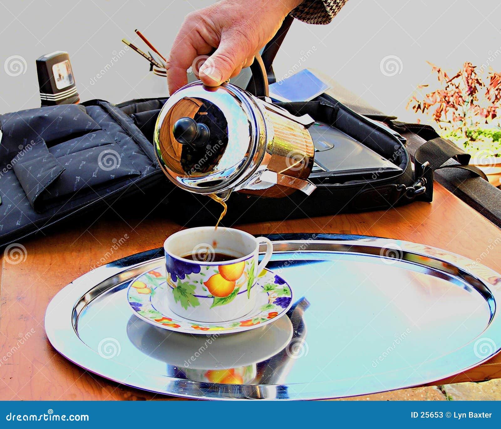 Intervallo per il caffè