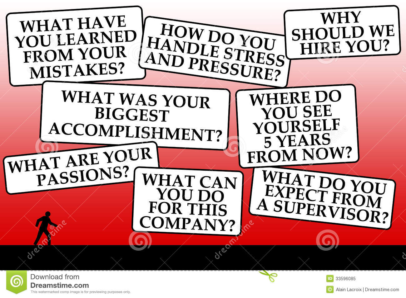 interview questions royalty stock photo image 33596085 interview questions