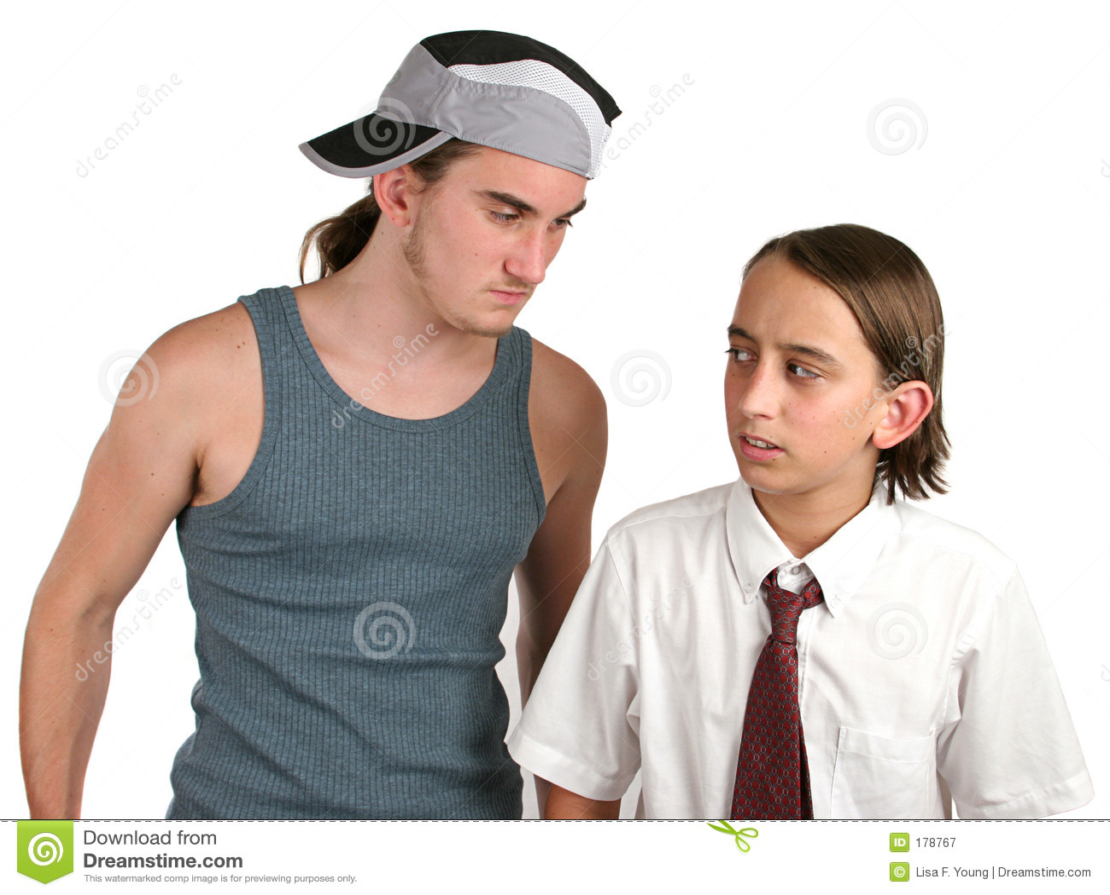 Intimidação do Bully de escola