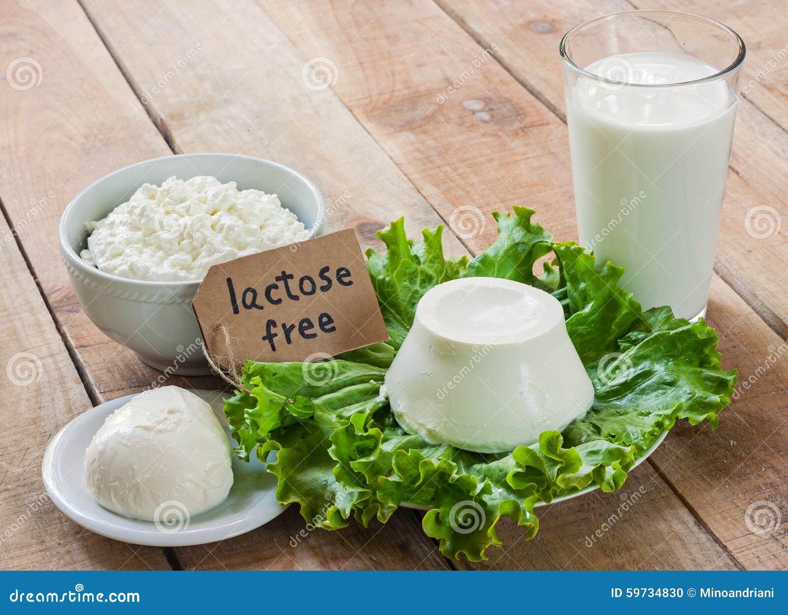 Intolerancia sin lactosa