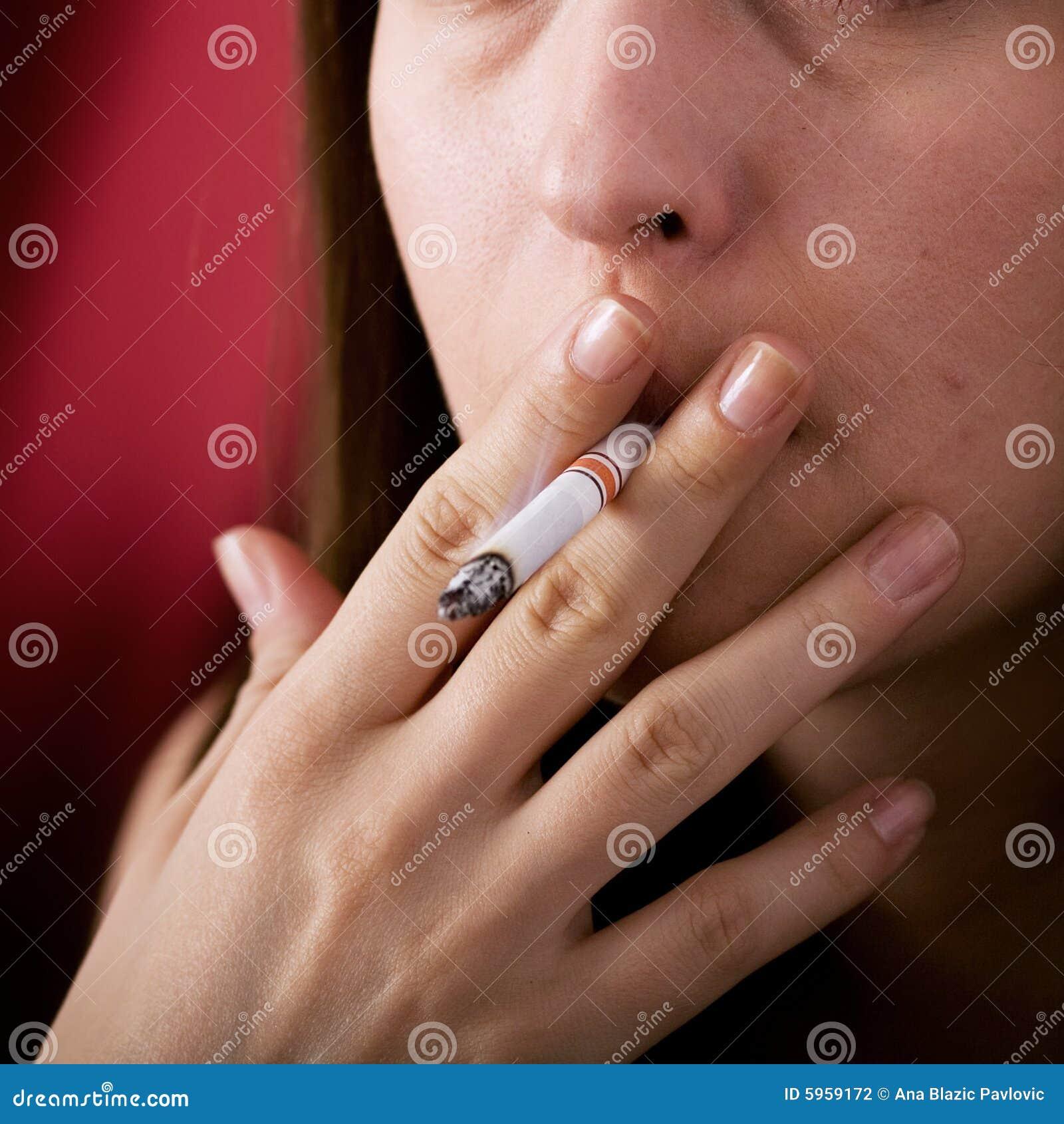 Intoxiqué de tabagisme