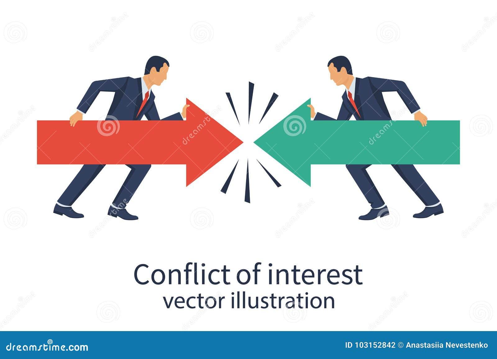Intressekonfliktaffärsidé
