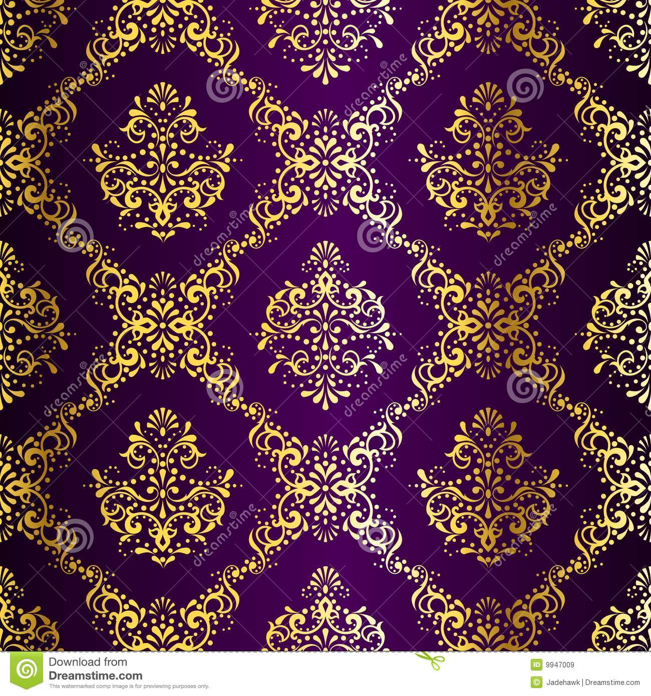 damask wallpaper bedroom