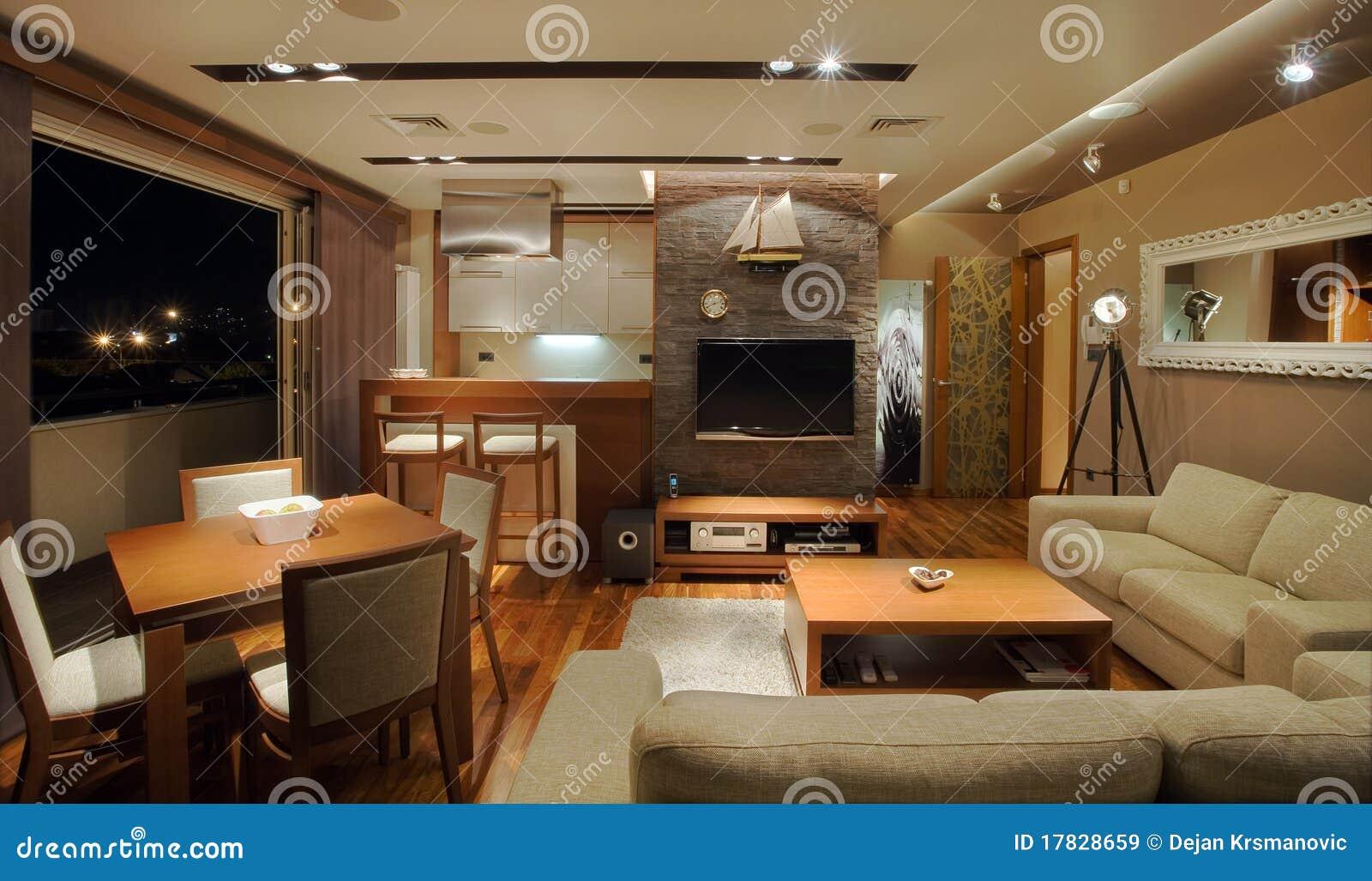 Int Rieur D 39 Appartement Images Libres De Droits Image