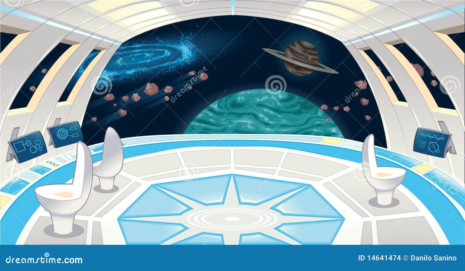 Int rieur de vaisseau spatial images stock image 14641474 for Interieur vaisseau spatial